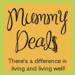 Meal Swap a la Mummy Deals