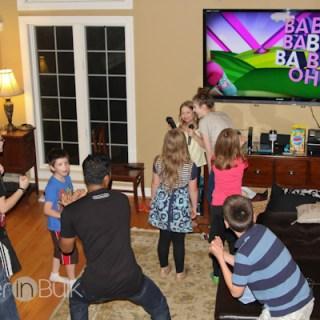 WiiU Wii U party