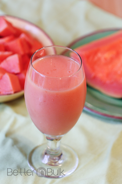 Refreshing & Easy Papaya Smoothie