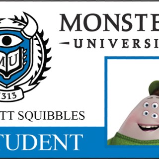 Snacktime with Squishy – Interview with Pixar's Peter Sohn #MonstersUEvent