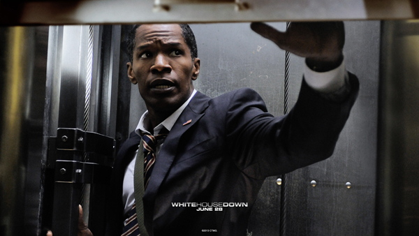 White House Down Jamie Foxx