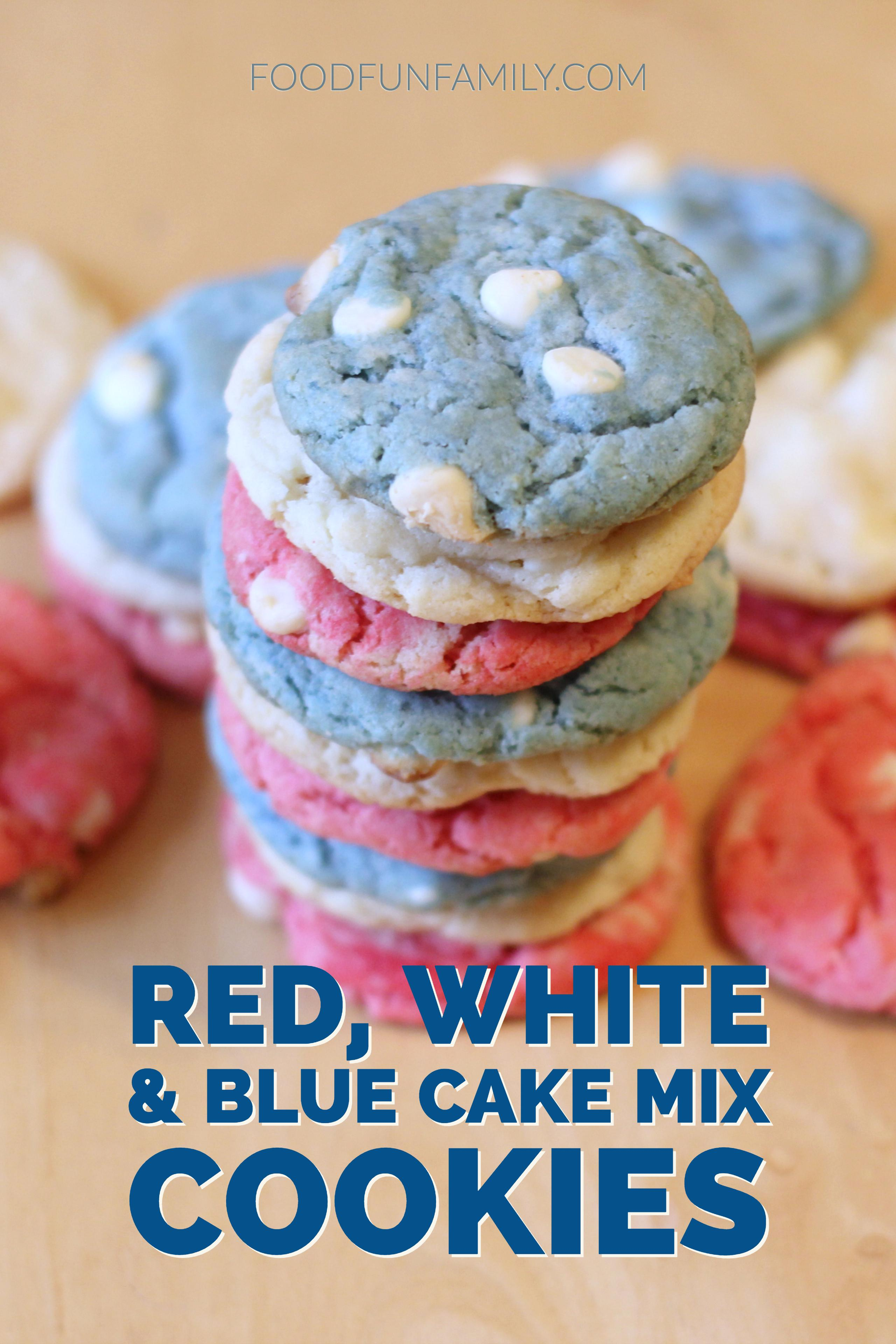 Adding Food Coloring To Cake Mix