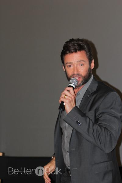 Hugh Jackman Wolverine interview