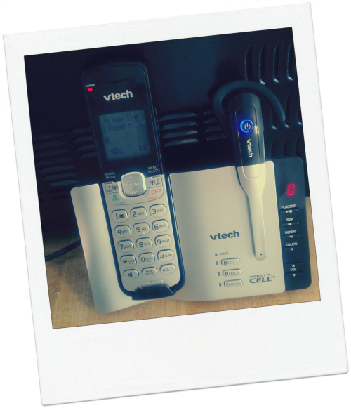 Our Vtech connect to cell phones