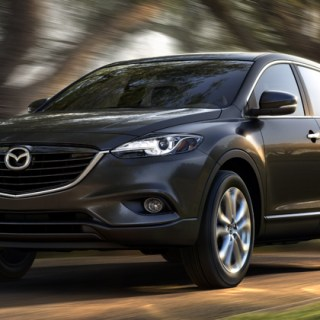 2013 Mazda CX-9 car review
