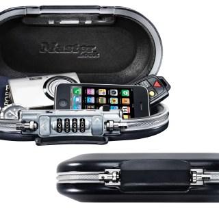 Master Lock SafeSpace Portable Safe