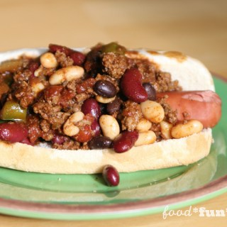 Kosher 3 Bean Chili Dogs {Summer 2013 Wrap Up} #99SummerDays