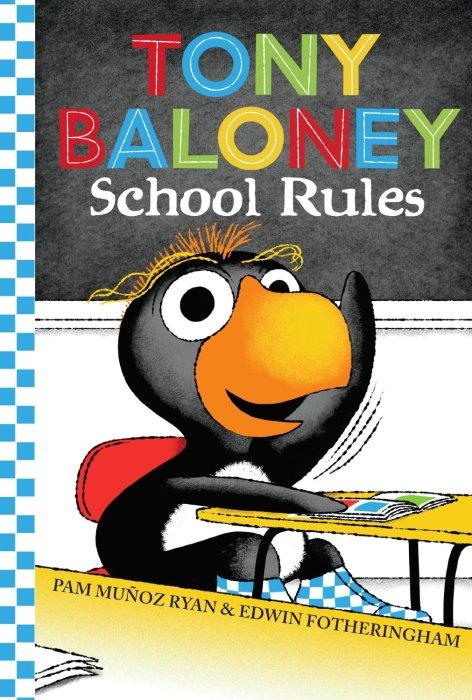 first days of school - Tony Baloney School RUles