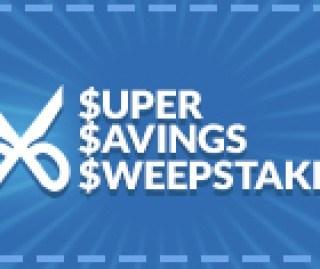 Swag Code Alert 9/20 PLUS Super Savings Sweepstakes