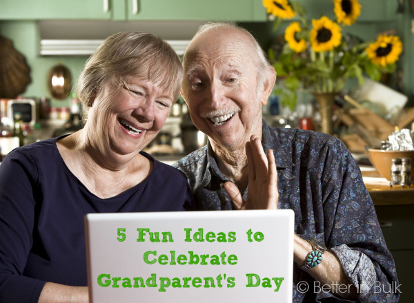 fun ideas to celebrate grandparent's day