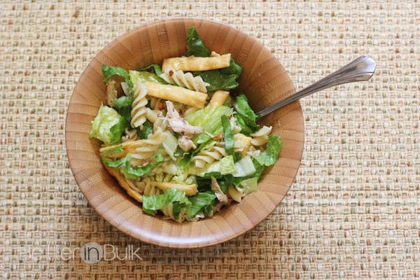 sesame chicken salad recipe 15 minute supper