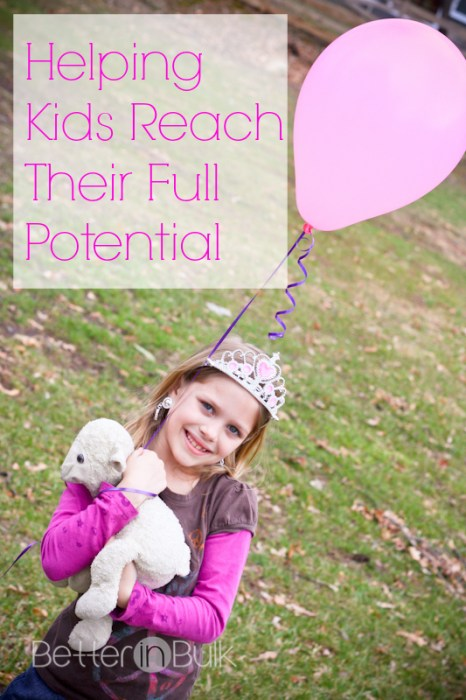 Helping Kids Reach Their Full Potential