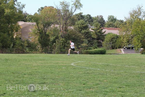 cross country runner