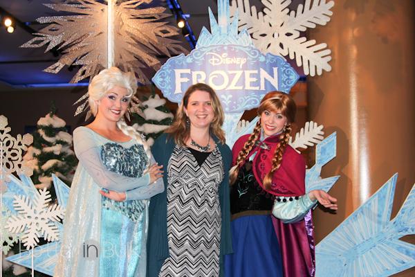 Disney Frozen white carpet-6