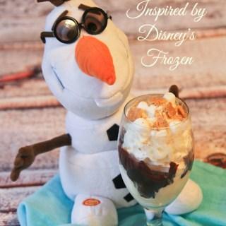 ghirardelli soda shop Hollywood California frozen marshmallow s'mores sundae