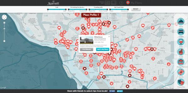Marriott_DC interactive map