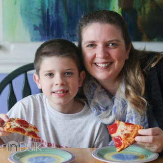 Celebrating the Little Things {with Red Baron Pizza}