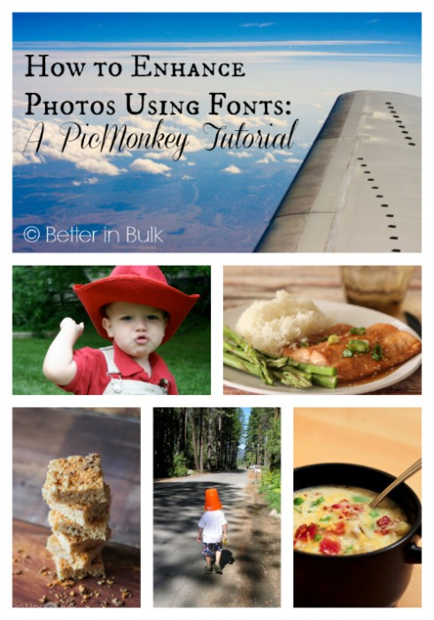 How to Enhance Photos Using Fonts: A PicMonkey Tutorial