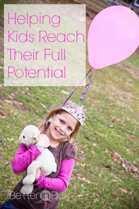 How to Help Kids Reach Their Full Potential