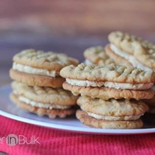 Nutter Butter Copycat Cookies Recipe