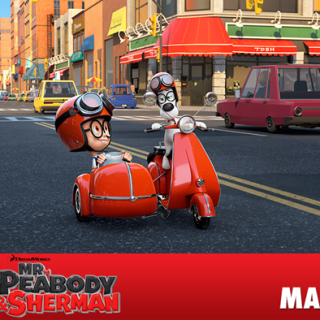 Mr. Peabody and Sherman Review