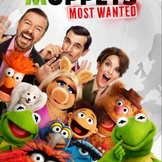 DIY Muppets Most Wanted Theater, Memory Game + More