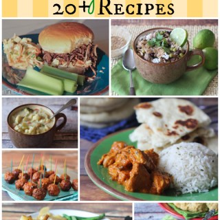 Slow Cooker Sunday Recipe Collection
