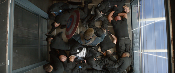 Captain America: The Winter Soldier review