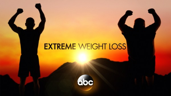 Extreme weight loss logo