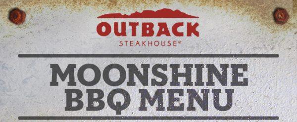 moonshine bbq menu at outback