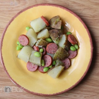 kielbasa and potatoes 15MinuteSuppers