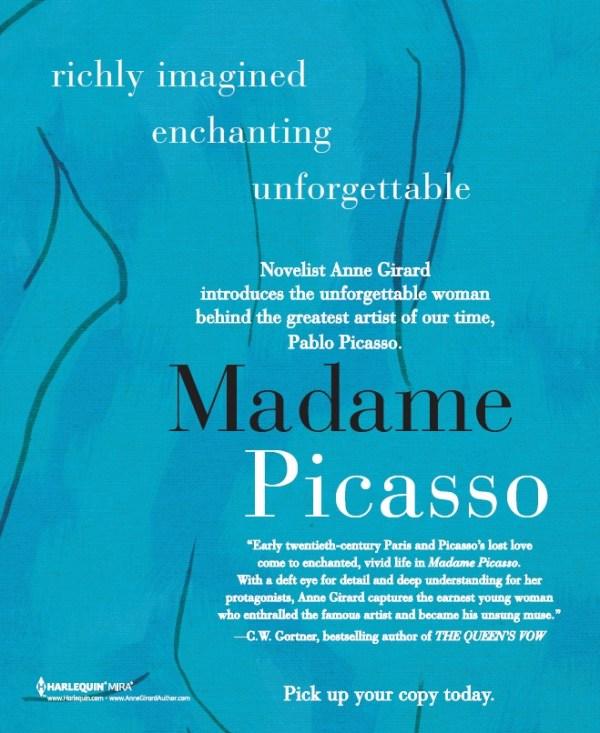 Madame Picasso Mini Poster