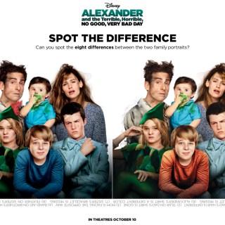 Alexander and the Terrible, Horrible, No Good, #VeryBadDay Activity Sheets & Sweeps