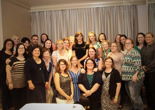 Jennifer Garner and Steve Carell group interview