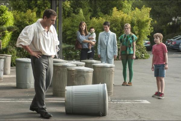 lexander and the Terrible, Horrible, No Good, Very Bad Day movie review