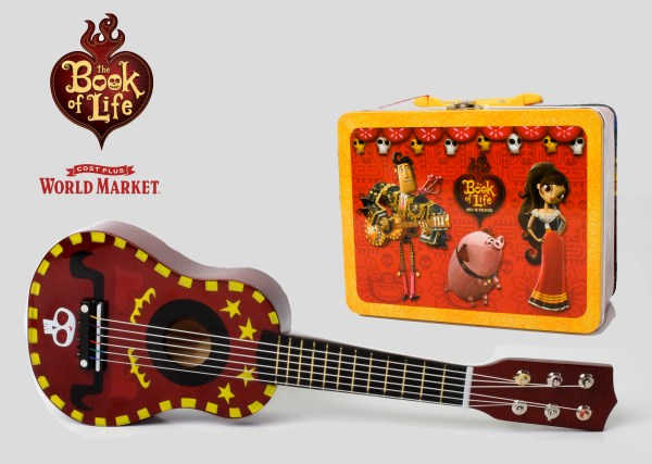 Book of Life giveaway prize package
