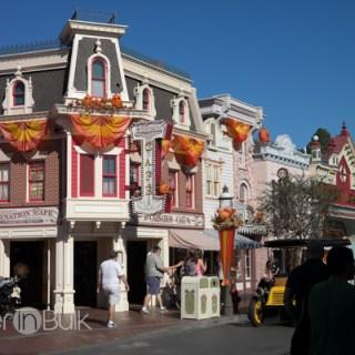 Disneyland at Halloween Time #HalloweenTime #WW