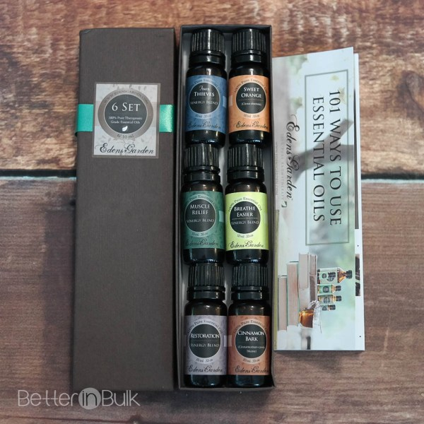 Essential Oils giveaway - My favorite things!