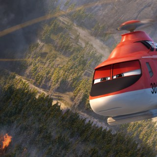PLANES Fire and Rescue on Blu-ray + Bonus Content