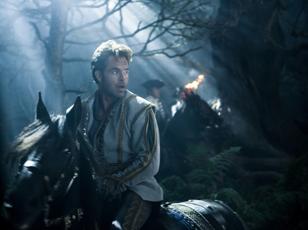 INTO THE WOODS Prince Charming