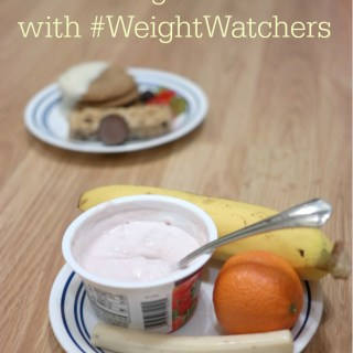 making better snacking decision with #weightwatchers