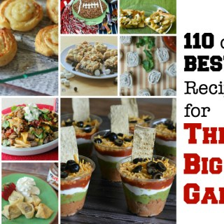 110 of the Best Party Foods for the Big Game