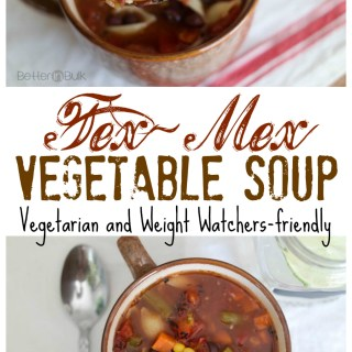 Easy Tex-Mex Vegetable Soup