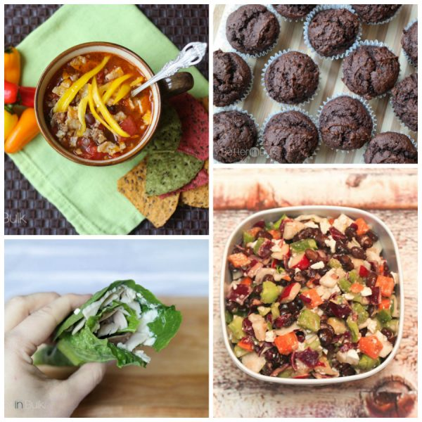 Weight Watchers food collage