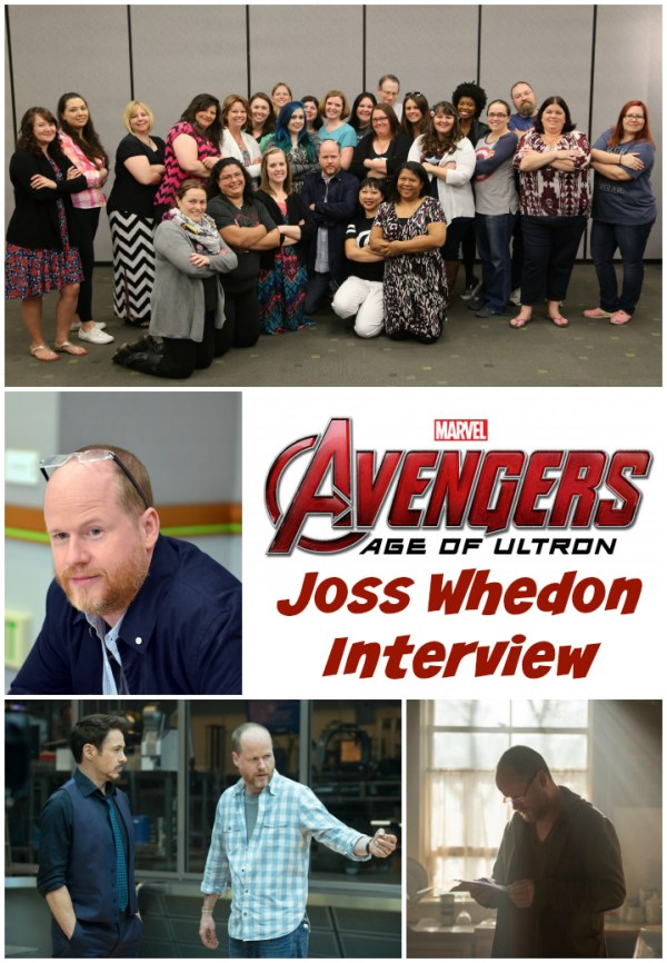 Joss Whedon Interview Avengers Age of Ultron