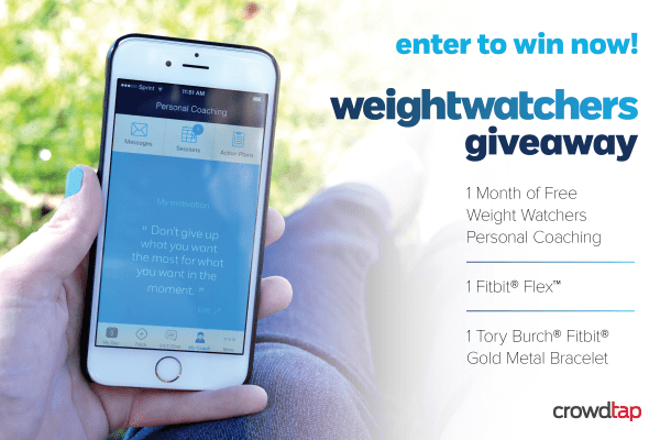 Weight Watchers Socialstars Giveaway