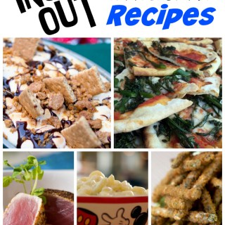 Inside Out Disney Parks Inspired Recipes