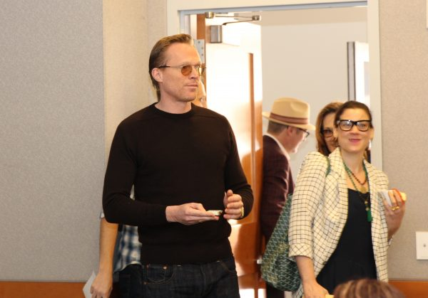 Paul Bettany | Photo by Louise Manning Bishop / MomStart.com