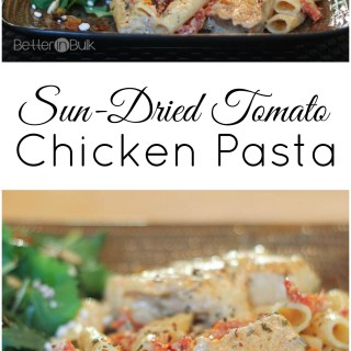Sun-Dried Tomato Chicken Pasta
