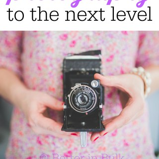 How to take your photography to the next level